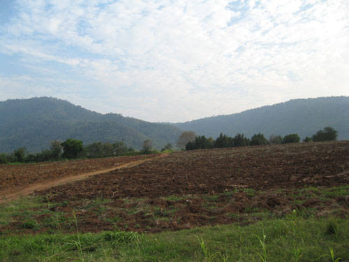 Khao Yai Country Home land for sale