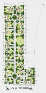 Khao Yai Villa Plan