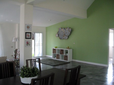 New furniture included with house for sale Khao Yai
