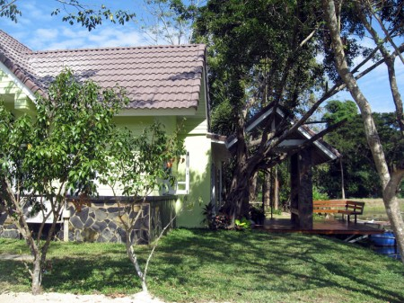 New home in Khao Yai